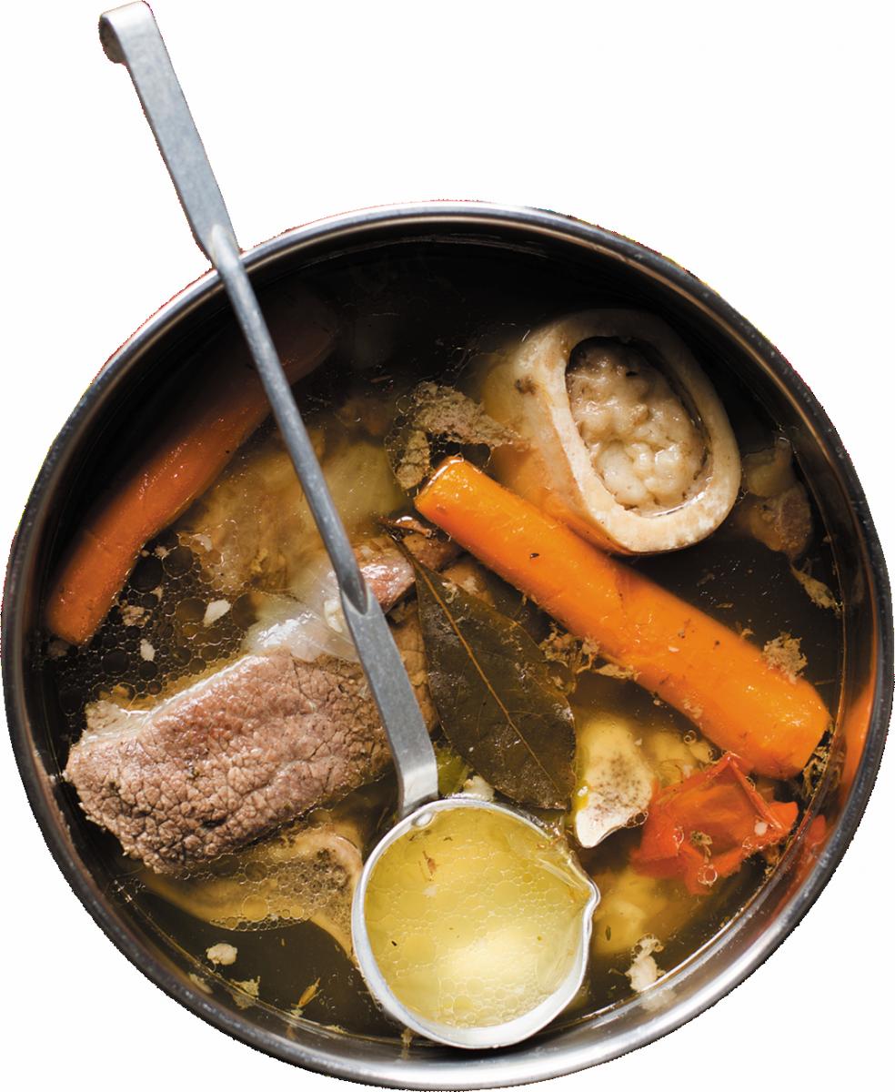 What's the scoop on bone soup? - Harvard Health
