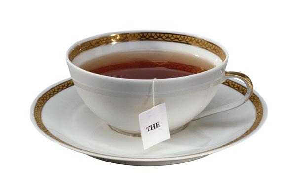 tea drinkers have healthier hearts