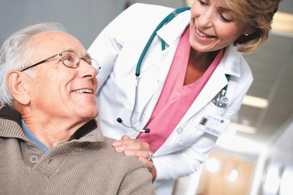 nurse-patient-stent