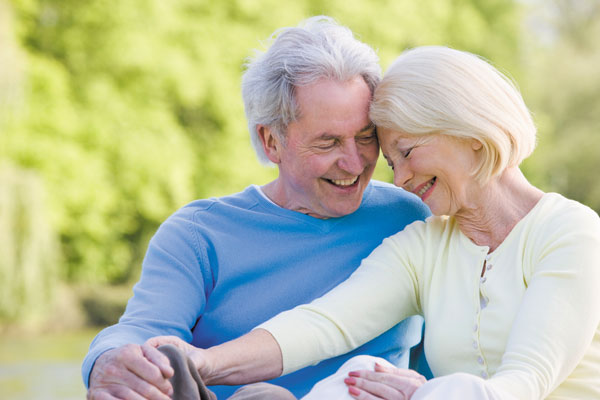 hormone therapy older couple