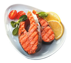 Eating fish linked to fewer heart attacks