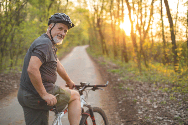 pedal to better heart health