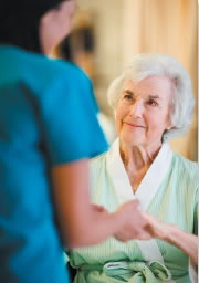 Attention caregivers: Making use of helpful services