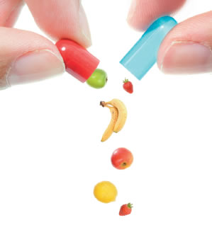 Should you get your nutrients from food or from supplements? - Harvard  Health