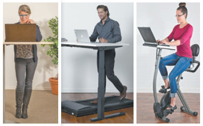 Should You Use An Active Workstation At Home Harvard Health