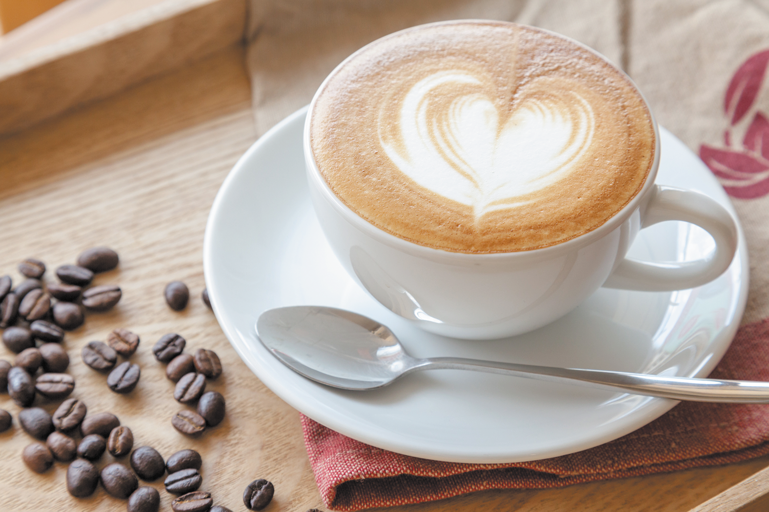 Drink To Your Health: Study Links Daily Coffee Habit To ...