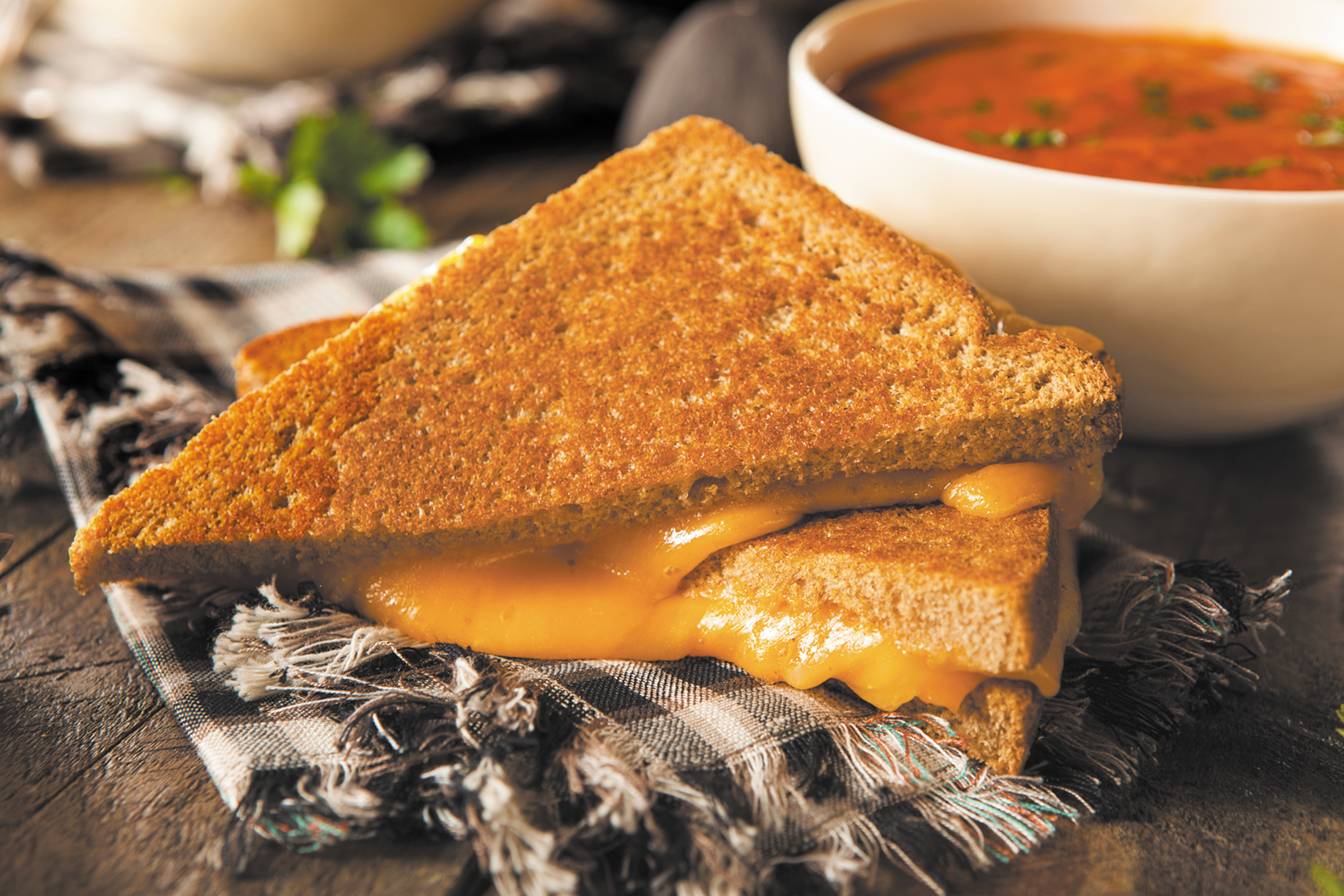 healthy-meals-for-one-grilled-cheese-cooking