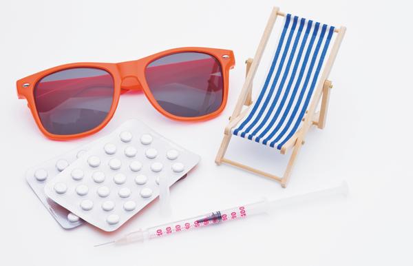 drug holiday break from medications
