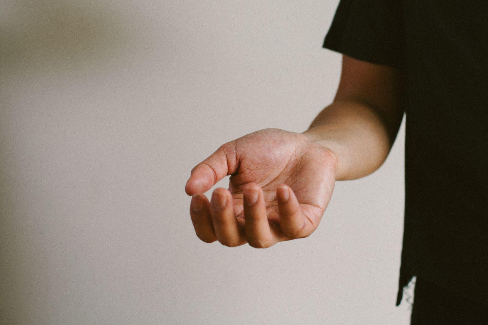 hand cramps