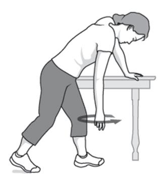 7 Stretching Strengthening Exercises For A Frozen Shoulder