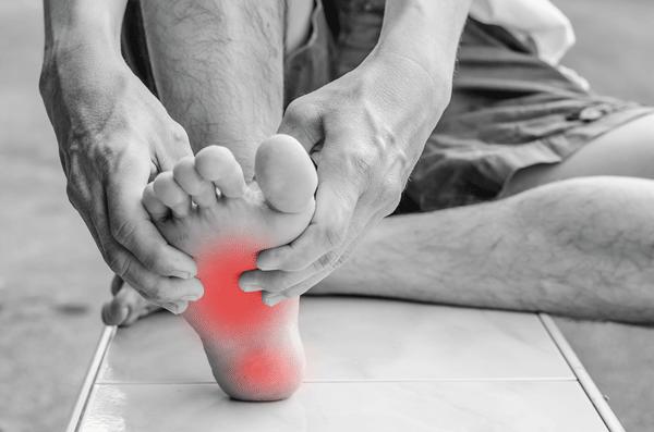 healthier feet strong active