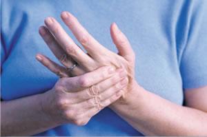 MARLA: Effects of hand stiffness on job