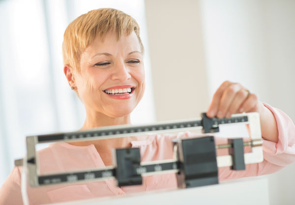 weight scale managing weight lowers risk diabetes