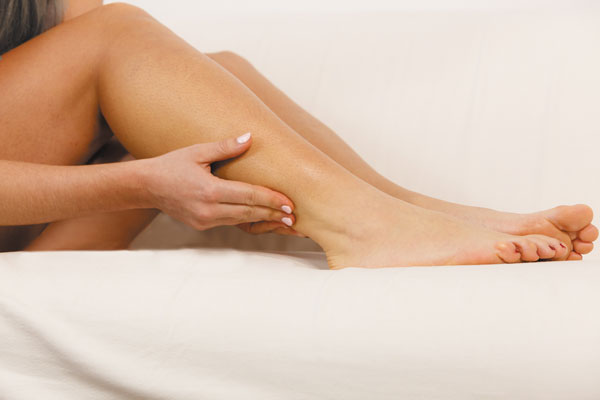 leg cramp sufferers