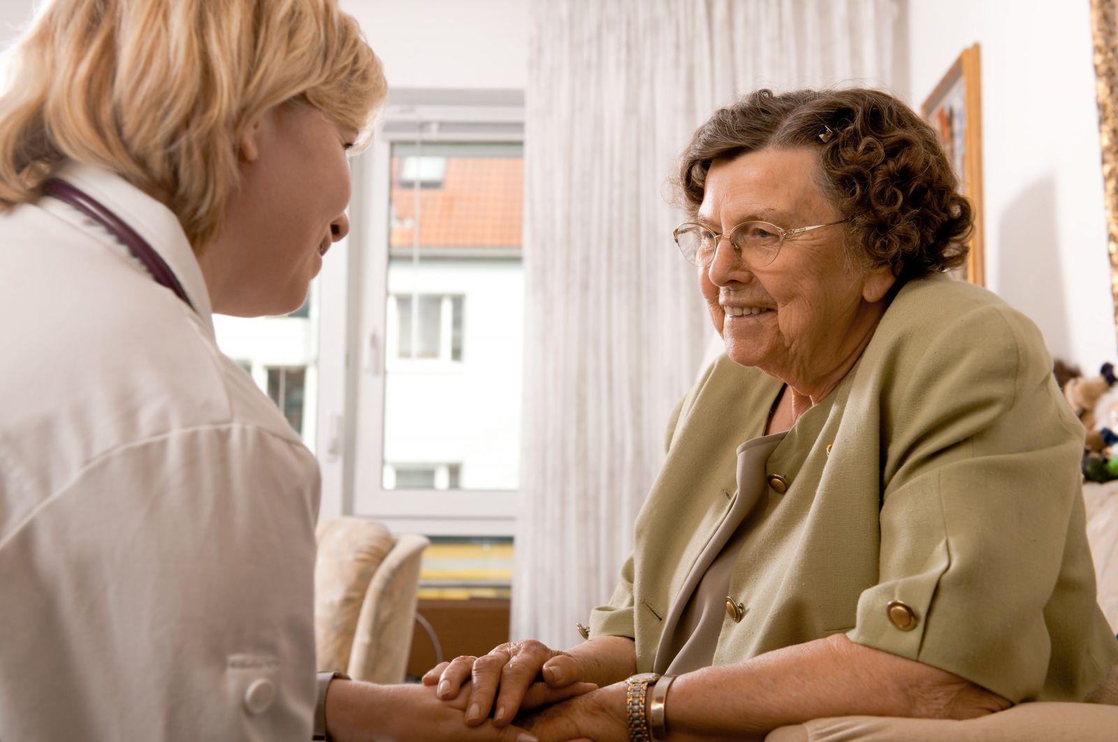 geriatric-care manager