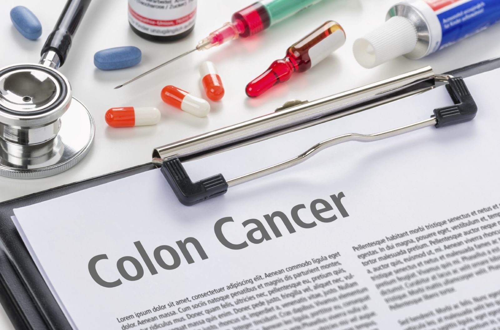 colon cancer testing
