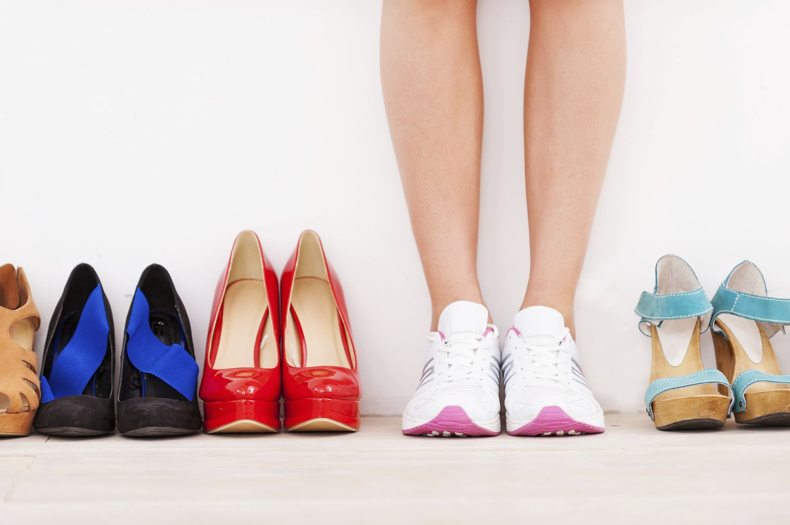 8 tips for buying shoes that are good to your feet