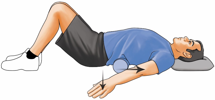 Roll away muscle pain - Harvard Health