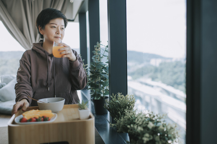 Slow down—and try mindful eating
