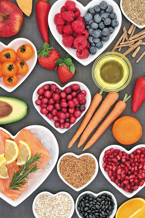harvard medical school heart health diet