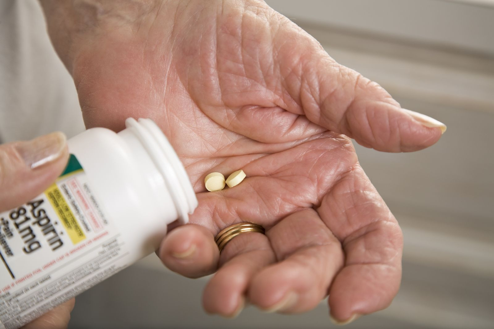 aspirin can protect you from heart attack
