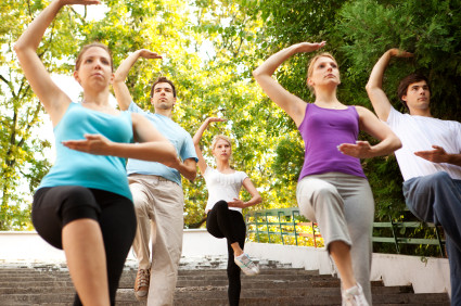 eight active ingredients of tai chi