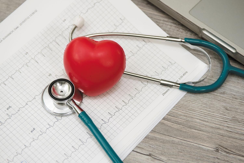 /'Heart Aide Mini/' Non-Looping Diagnostic Heart Monitor