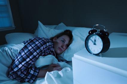 axiety disorder sleep