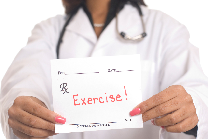 Exercise: An effective prescription for joint pain