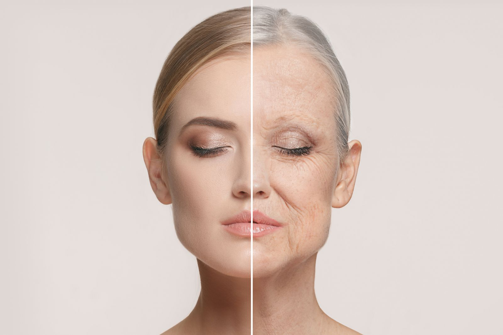 Why your face ages and what you can do - Harvard Health