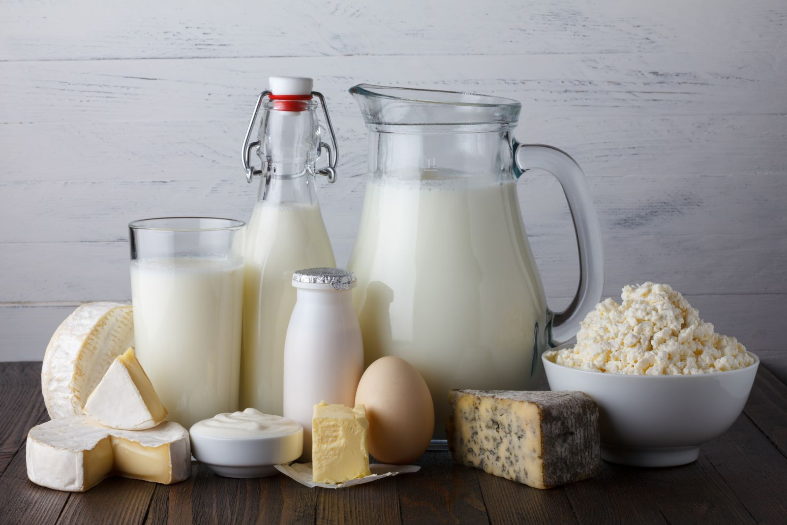 more dairy associated with higher bone density in men over 50