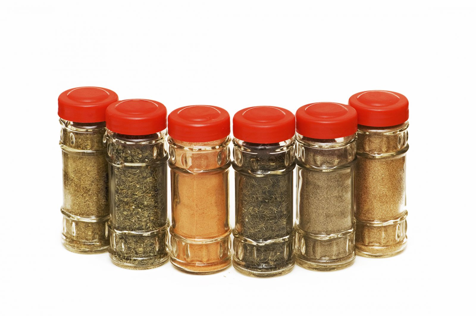 Dried spices with health benefits