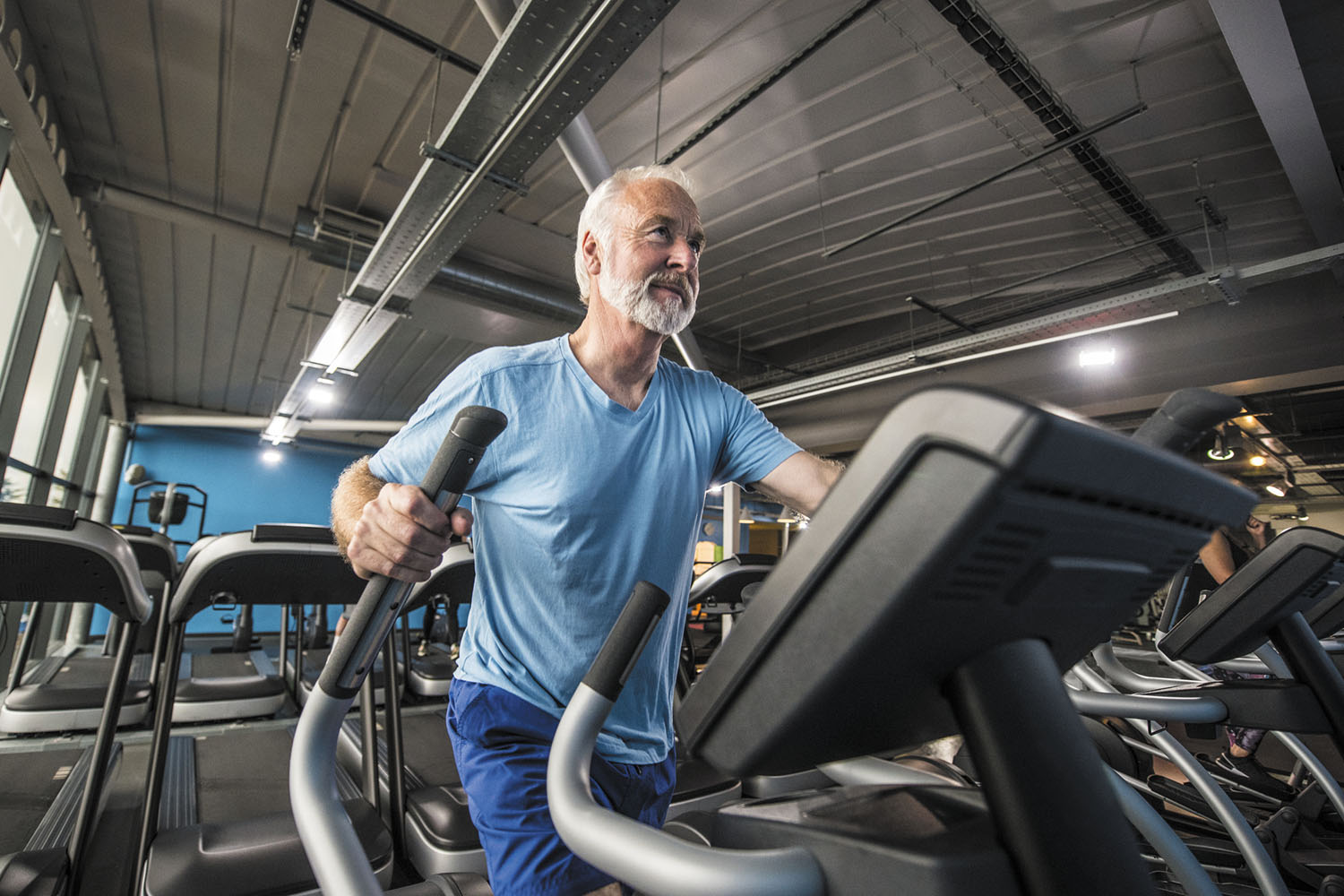 get moving to slow cardiovascular aging - harvard health
