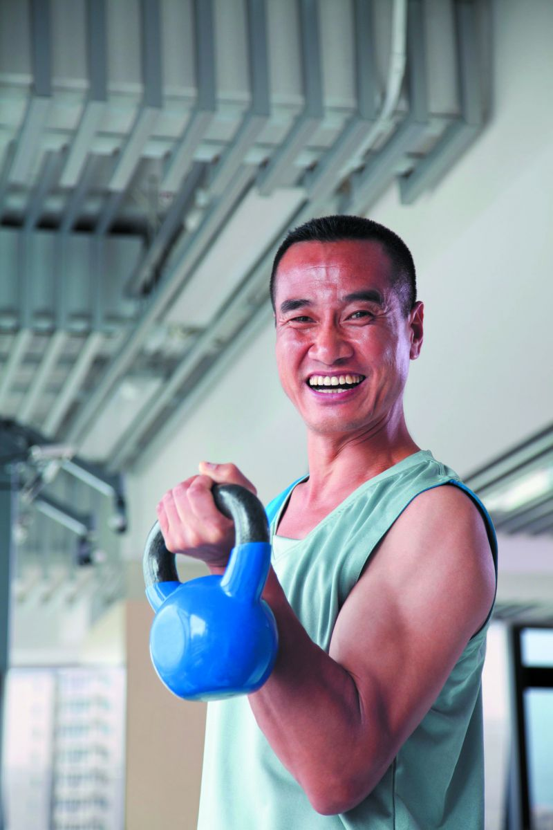 Ask the doctor: Is weight lifting safe if I have a stent