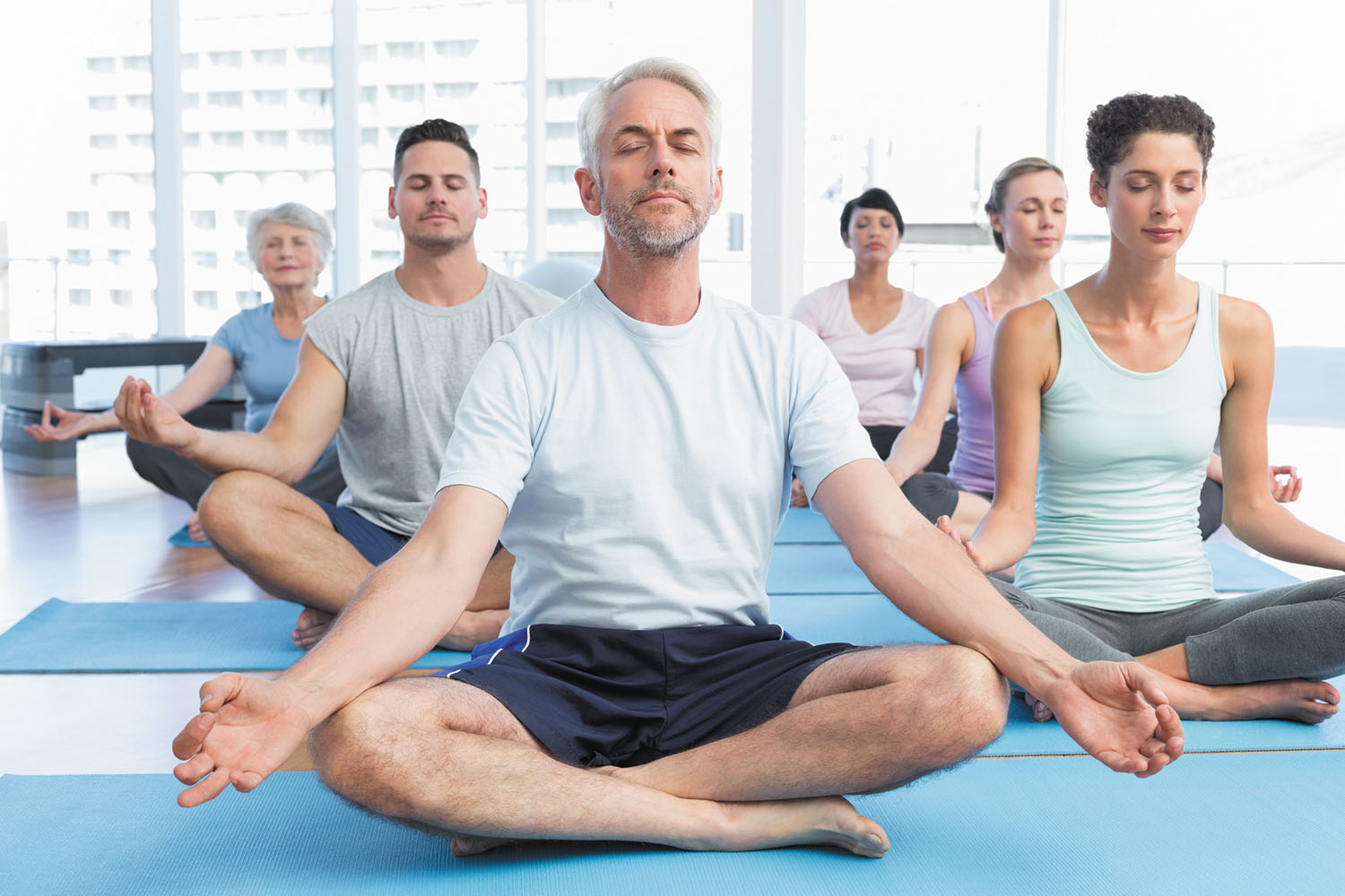 Increased well-being: Another reason to try yoga - Harvard Health