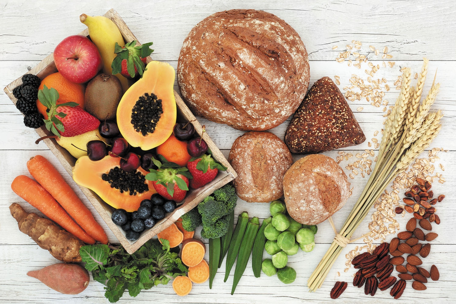 Fiber: The carb you can count on for heart health - Harvard Health