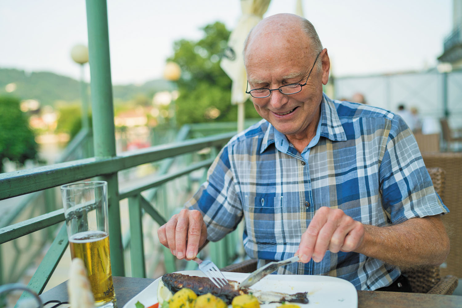 what fish is best for a cardiac diet