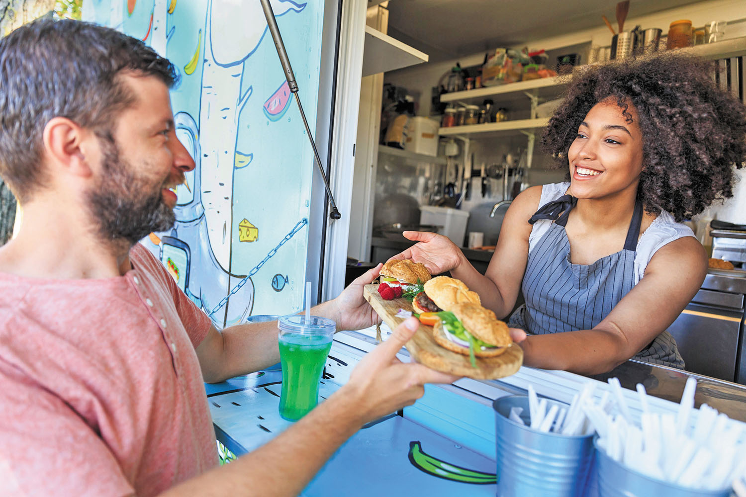 Food truck fare: Trendy eats, but are they safe? YES!