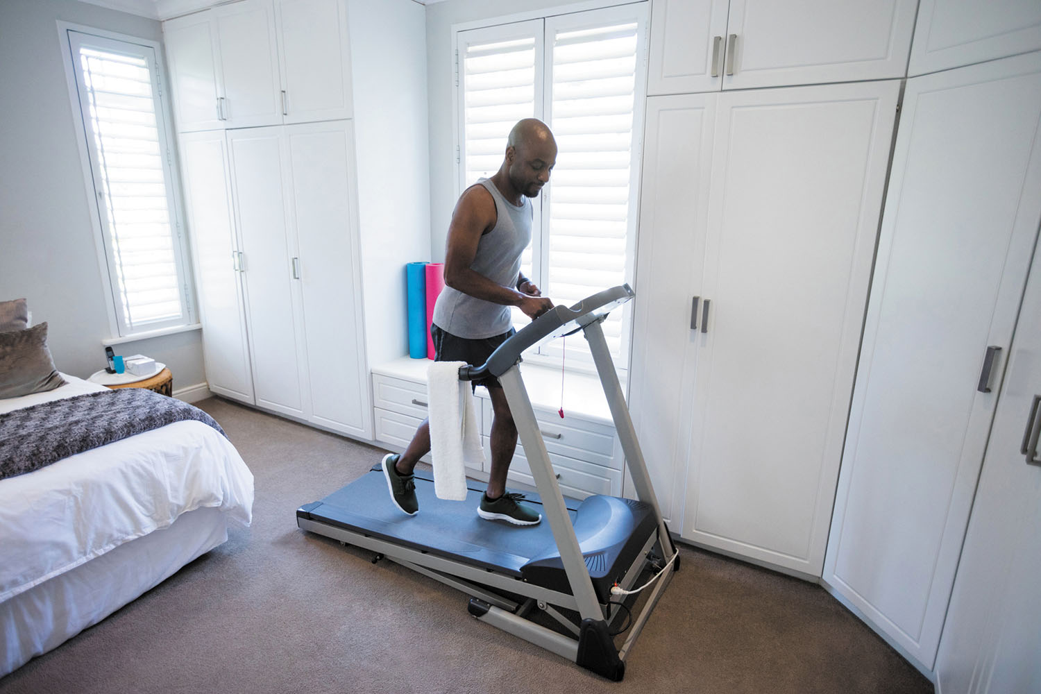 What to look for in a home treadmill - Harvard Health