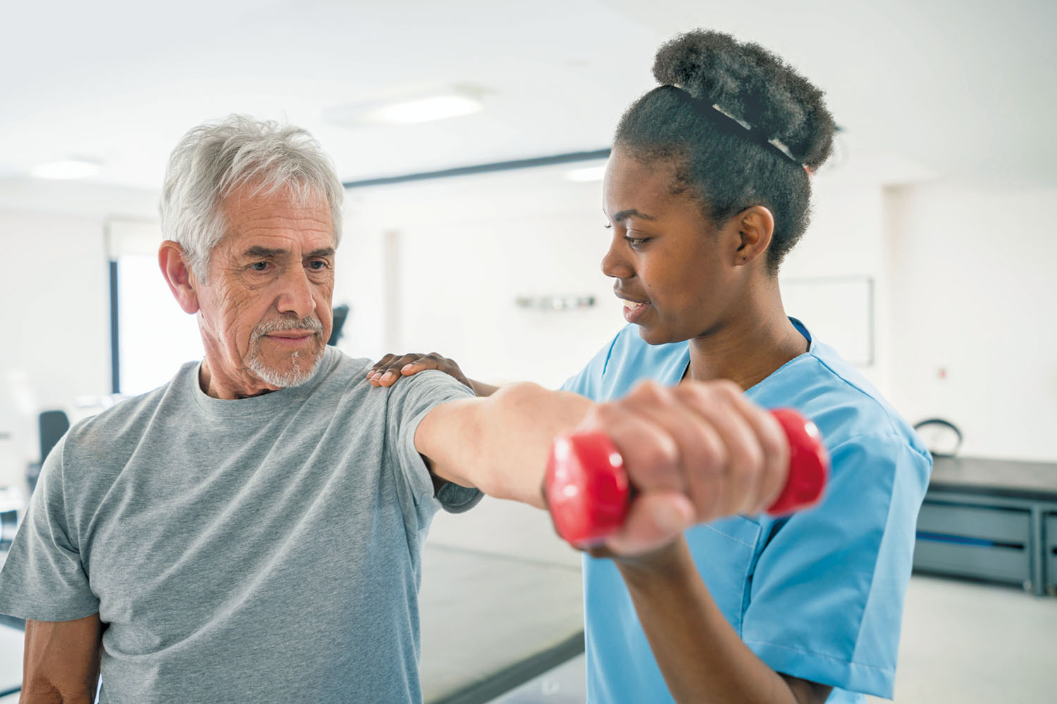 Fight back against muscle weakness - Harvard Health