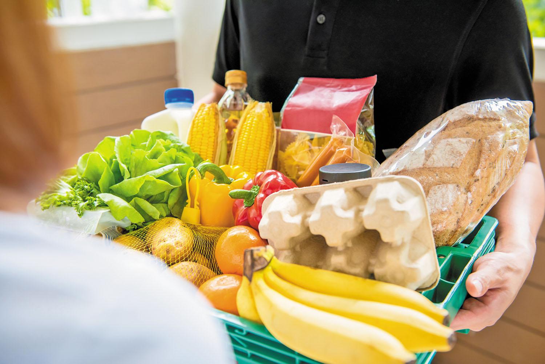 Maximizing home food delivery - Harvard Health