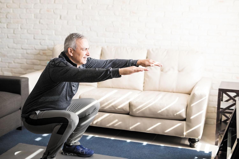 The lowdown on squats - Harvard Health