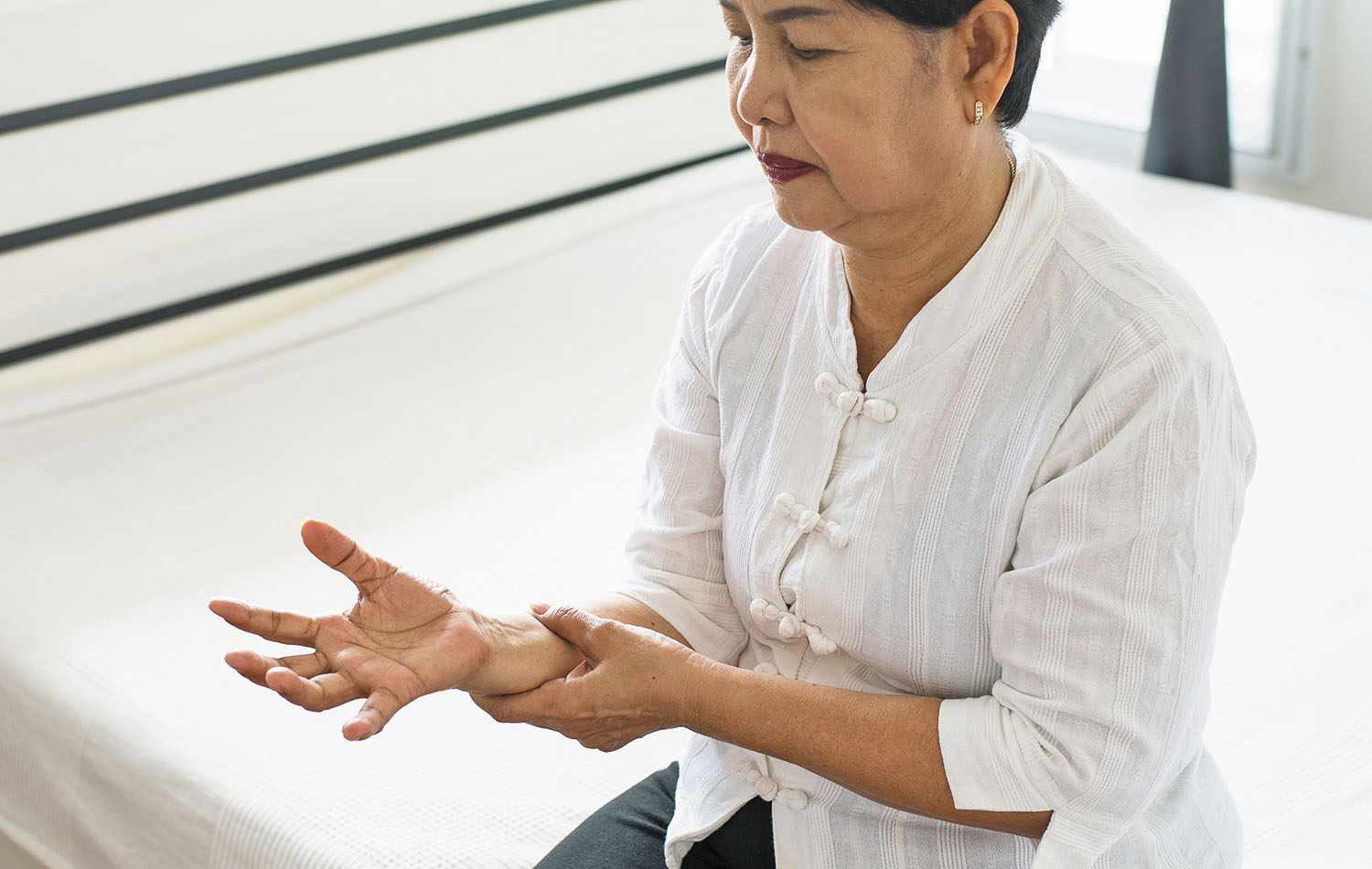 What's causing your shaky hands? - Harvard Health