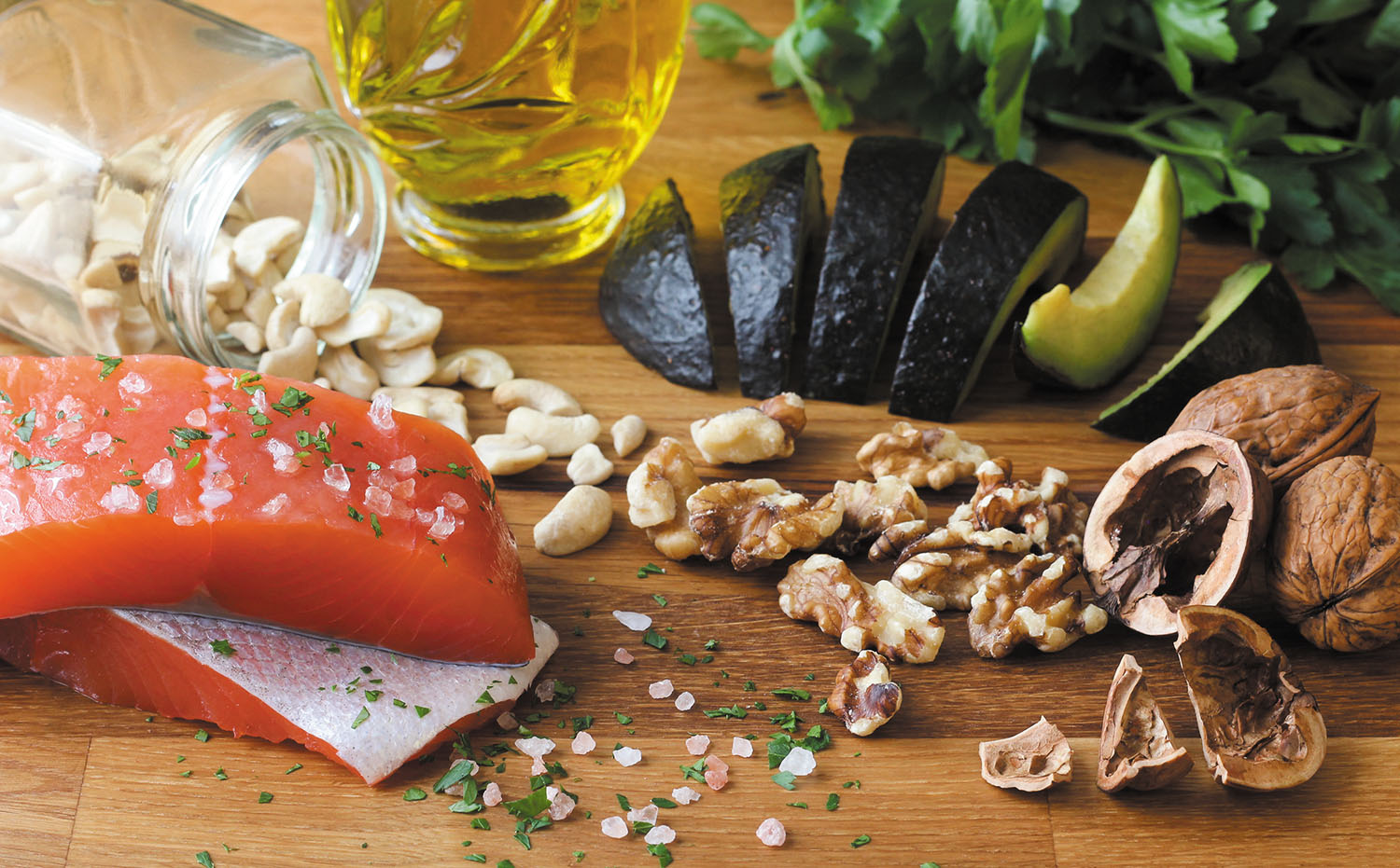 Foods to curb chronic pain