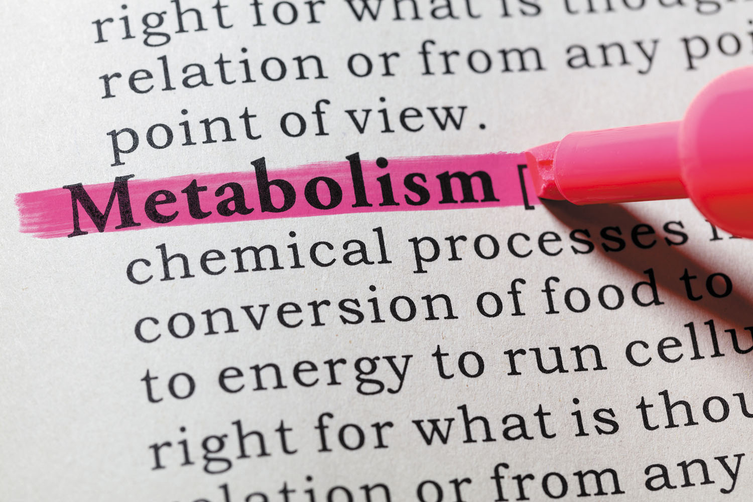 The truth about metabolism - Harvard Health
