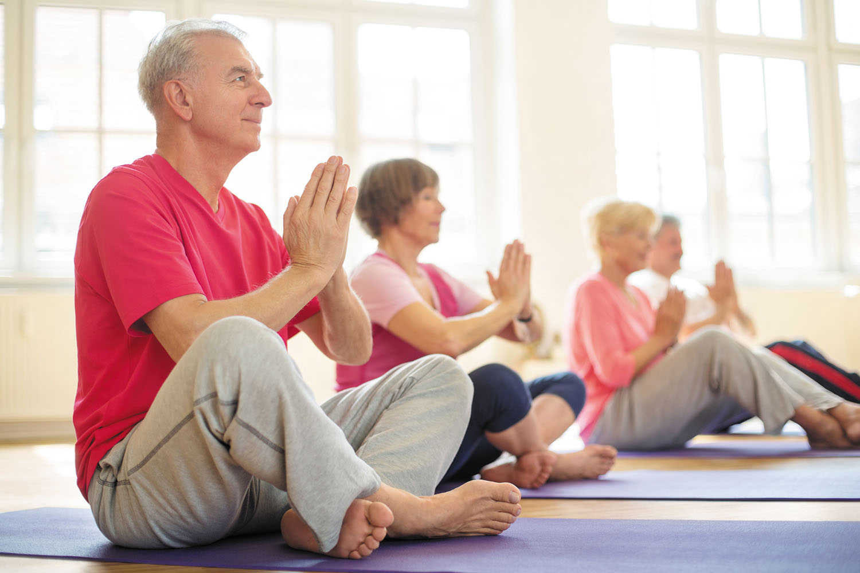 How yoga may enhance heart health - Harvard Health