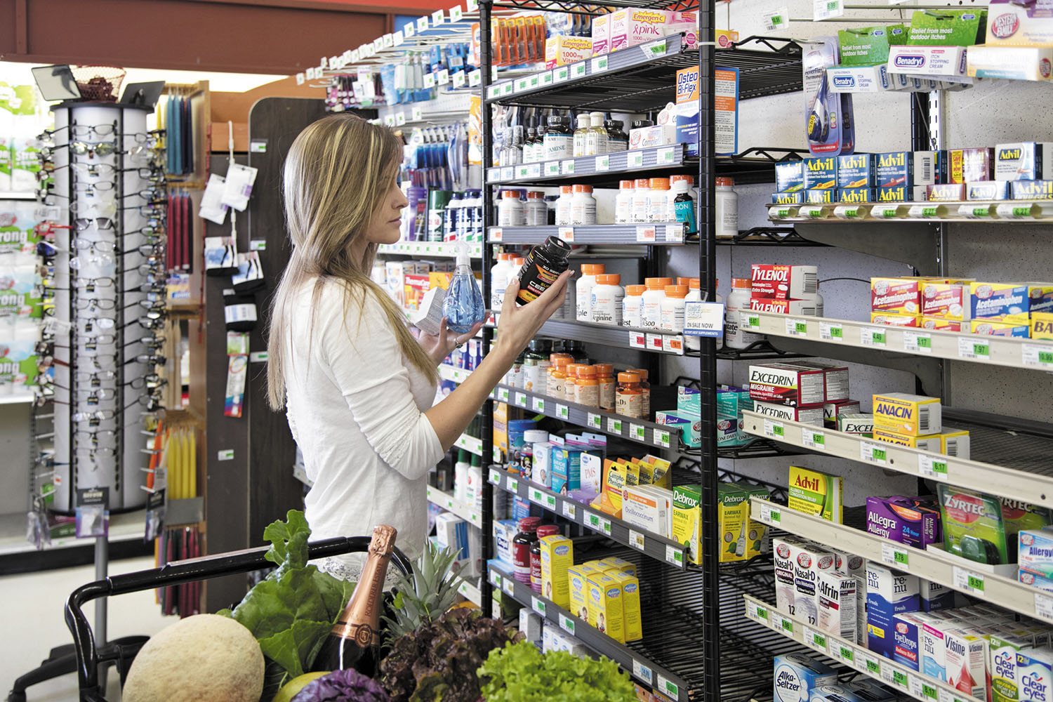 Over-the-counter cautions - Harvard Health