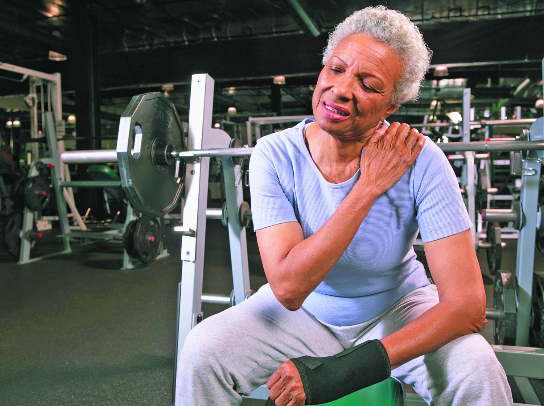 Don't shrug off shoulder pain - Harvard Health
