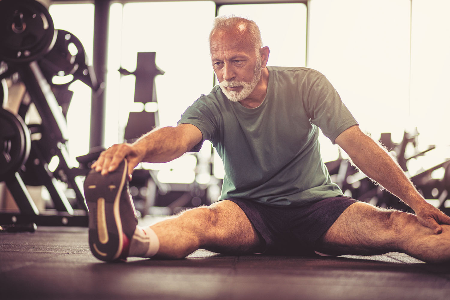 a8b53307fb19 Flexibility can decline as you age and raise your risk of injury. A daily  stretching routine can help.