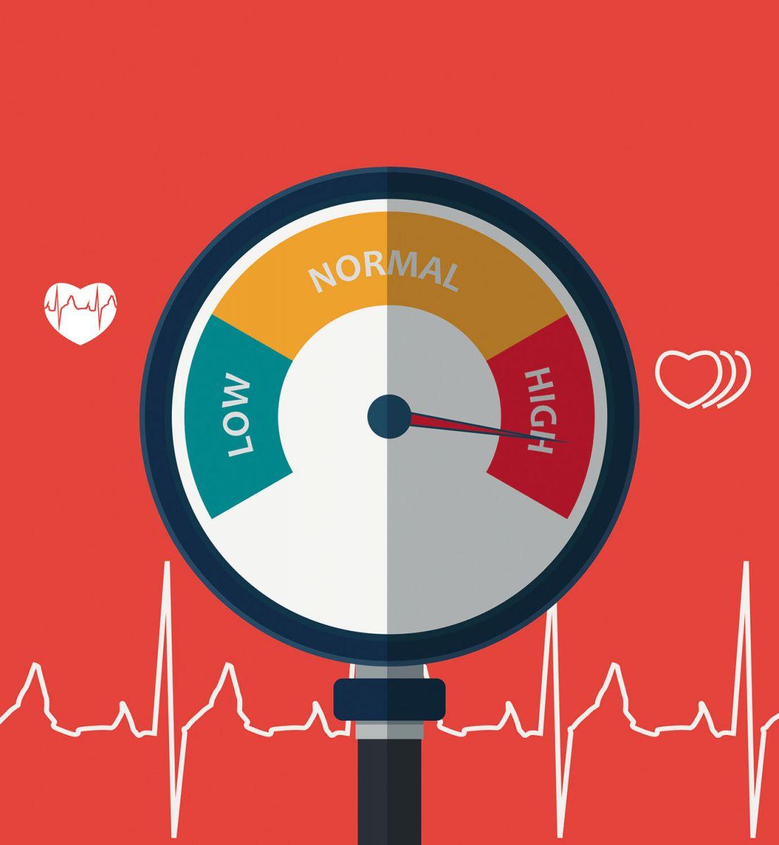 Diagnosis of High Blood Pressure foto